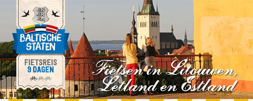 Sfeerimpressie Fietsen in de Baltische Staten