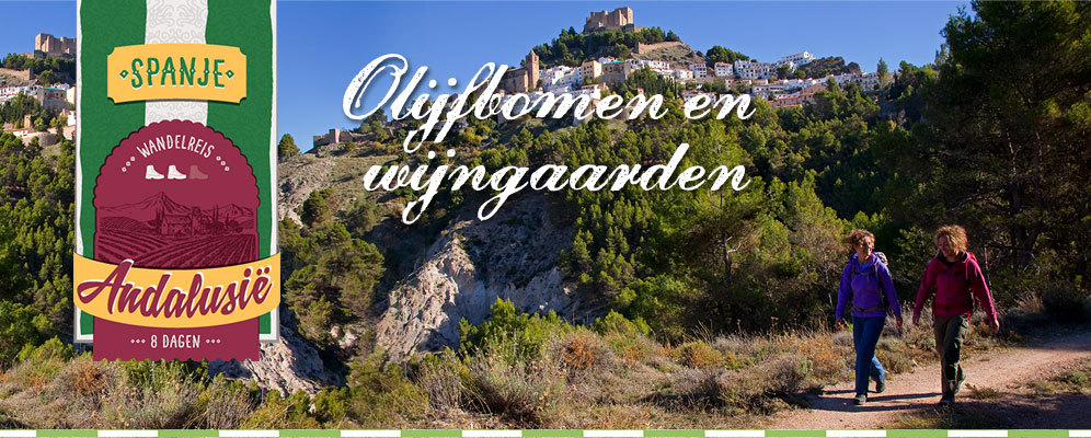 Sfeerimpressie Wandelvakantie Spanje (Andalusië)