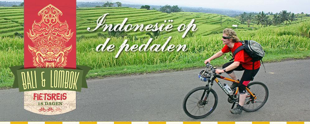 Sfeerimpressie Fietsvakantie Bali & Lombok