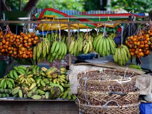 Malakka - Markt