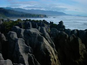 Punaikaiki - Pancake Rocks