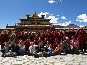 24 Klooster Tibet