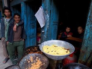 21 Op weg naar de grens Nepal