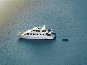 Anahi luxe Catamaran