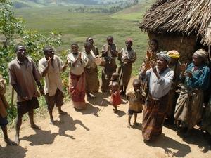 12 - dorpsbezoek
