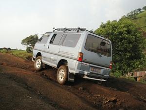 13 - onderweg naar Congo