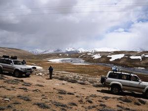Vervoer 4wd Jeeps - Tadzjikistan