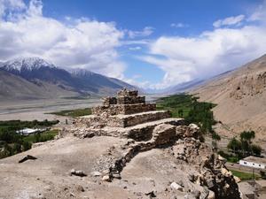 Vrang Stoepa - Tadzjikistan