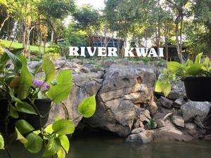 Kanchanaburi River Kwai accomodatie