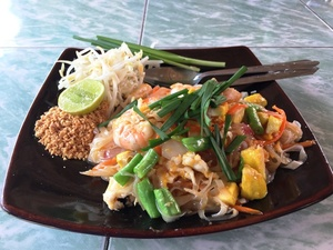 Ayutthaya straateten