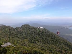 Langkawi - Kabelbaan