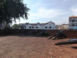 Malakka - Fort Middelburg