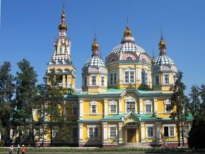 Kazachstan - Almaty