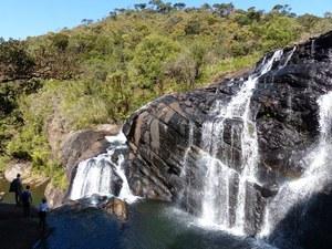 Horton Plains - Baker Falls