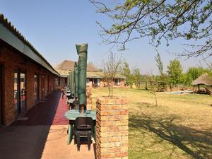 Zuid-Afrika Nationale Parken
