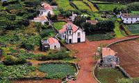 São Jorge huisjes azoren