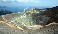 Wandelreis Sicilie vulkaan Gran Cratere Djoser