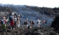 Wandelreis Sicilie Beklimmin vulkaan Etna Djoser