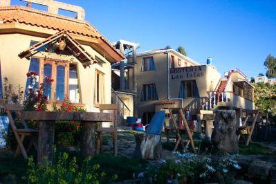 Peru en Boliviahotel accommodatie overnachting Djoser