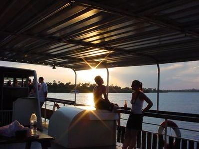 Zuid-afrika boot vervoersmiddel Djoser