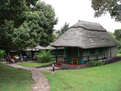 Kenia en Tanzania accommodatie Djoser