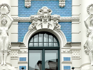 Riga - Jungendstil