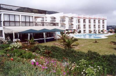 Azoren hotel accommodatie Djoser