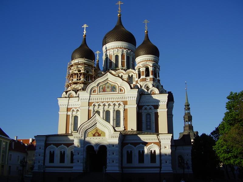 Tallinn - grote markt
