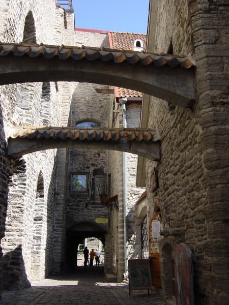 Tallinn - straatje