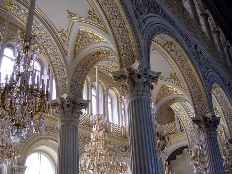 Sint-Petersburg - Hermitage