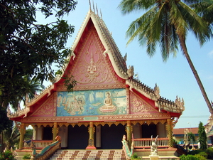 Laos - Luang Prabang - Royal Palace
