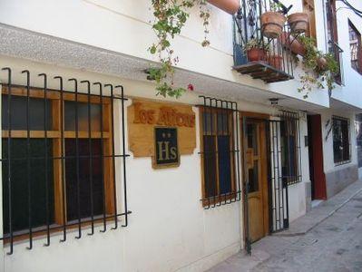 Buenos Aires naar Lima hotel accommodatie overnachting Djoser