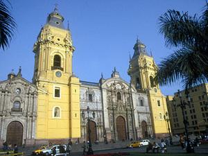 Lima - stadscentrum