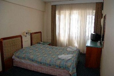 Turkije hotelkamer overnachting Djoser