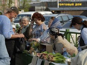 Markt Irkutsk II