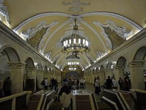 Moskou metro