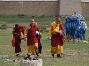 Erdene Zuu monniken