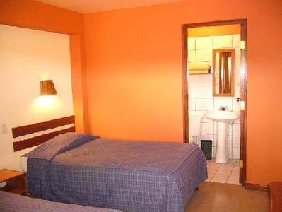 Peru hotel accommodatie overnachting Djoser