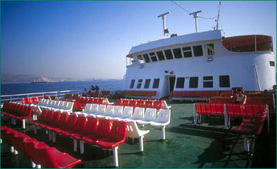Griekenland boot Djoser