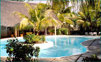 Madagascar Hotel accommodatie overnachting zwembad Djoser