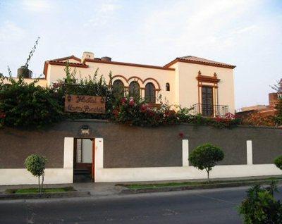 Peru Hostel Mami Panchita