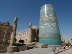 Khiva Kalta Minor minaret