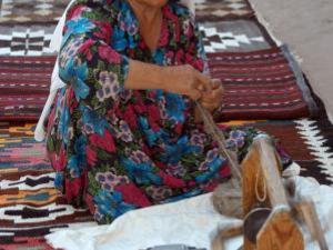 Uzbeekse vrouw