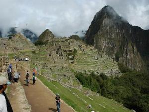 De beloning: Machu Picchu