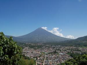 Guatemala stad