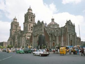 Zocalo, Mexico-Stad