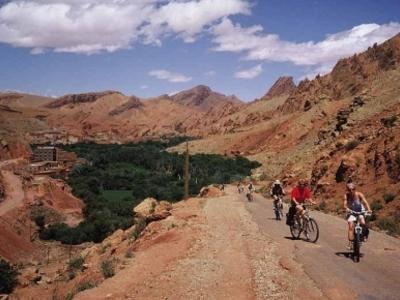 Fietsreis Marokko