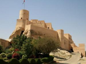 het fort van Nakhl
