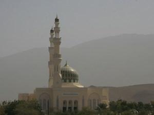 Muscat - Sultan Qaboosmoskee