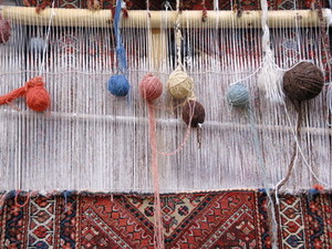 Iran - perzisch tapijt
